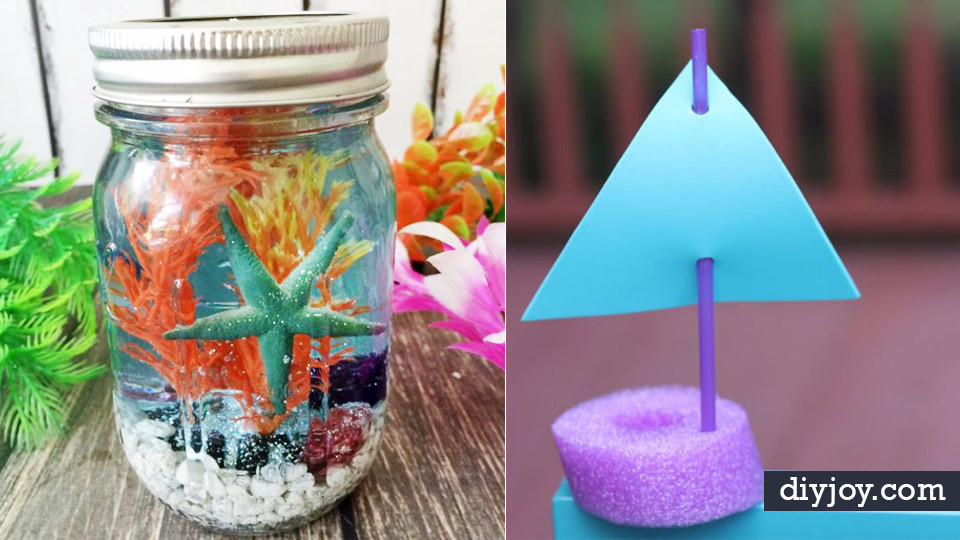 DIY Craft Ideas For Kids  37 Best DIY Ideas for Kids To Make This Summer