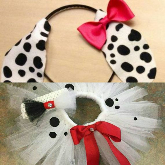 DIY Dalmatian Costume Baby  85 best Halloween Fall images on Pinterest
