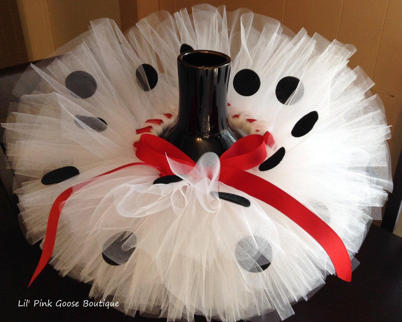 DIY Dalmatian Costume Baby  DALMATIAN COSTUME Dalmatian Tutu Halloween Costume Baby