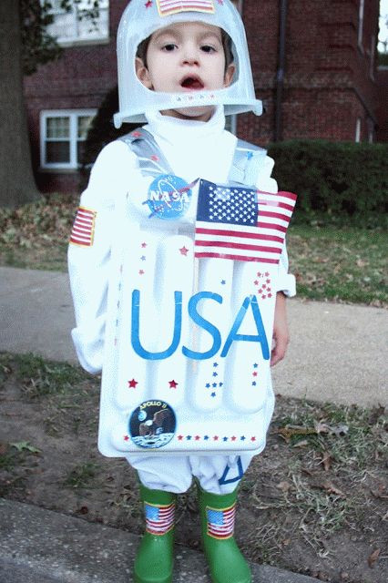 DIY Kids Astronaut Costume  22 best images about Astronaut Costume for Kids on Pinterest