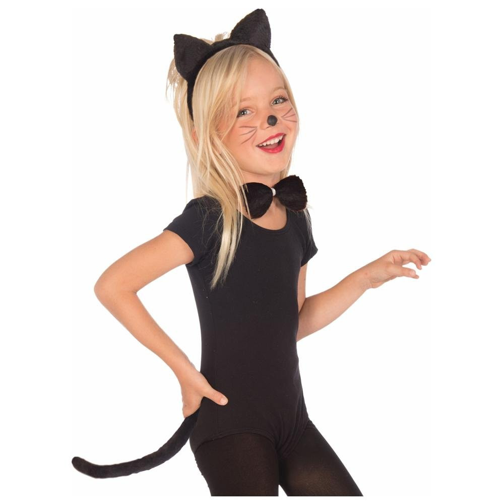 Diy Kids Cat Costume  Five Cheap and Easy to Make Ideas for Kids Halloween Costumes