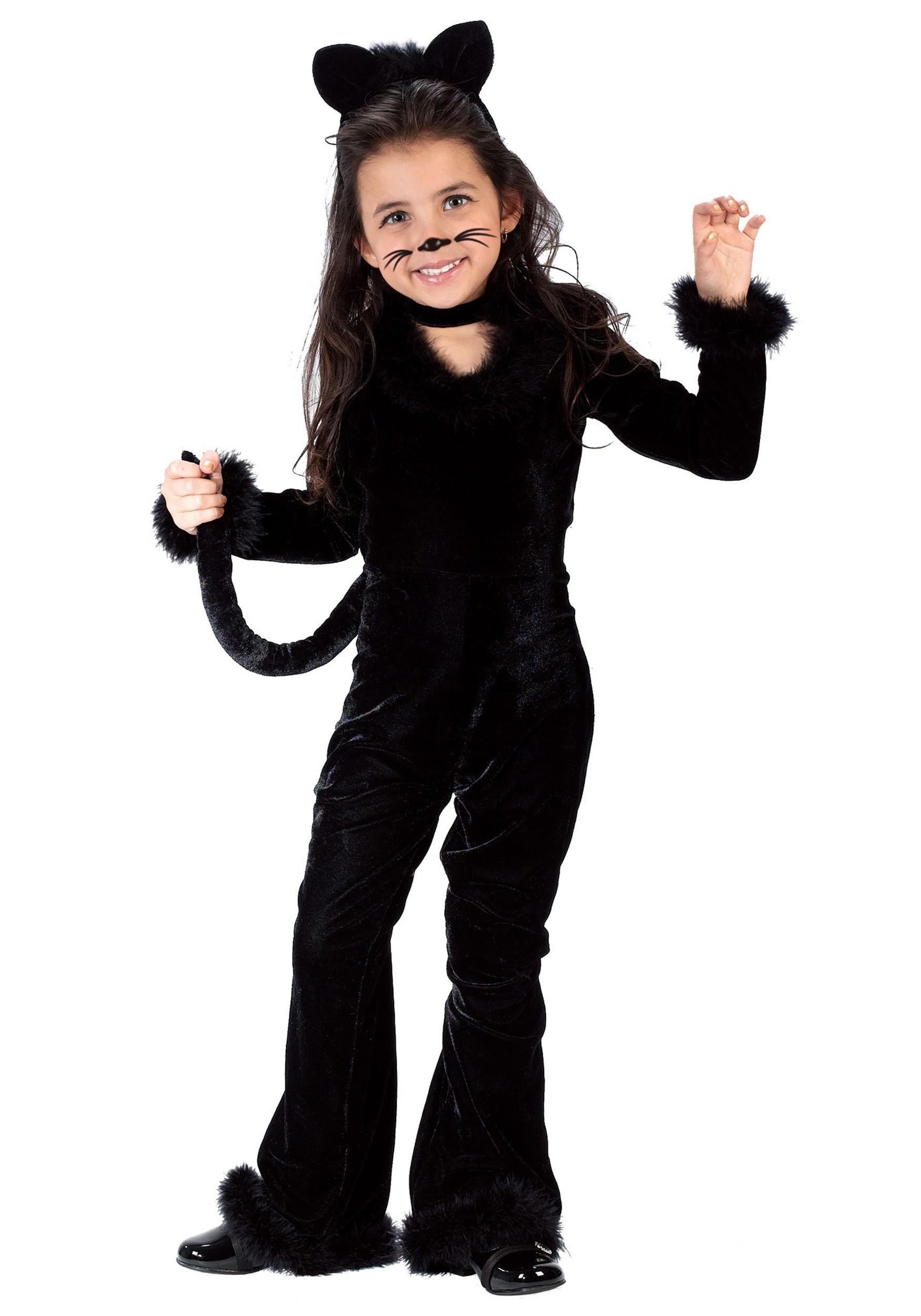 Diy Kids Cat Costume  Toddler Playful Kitty Costume