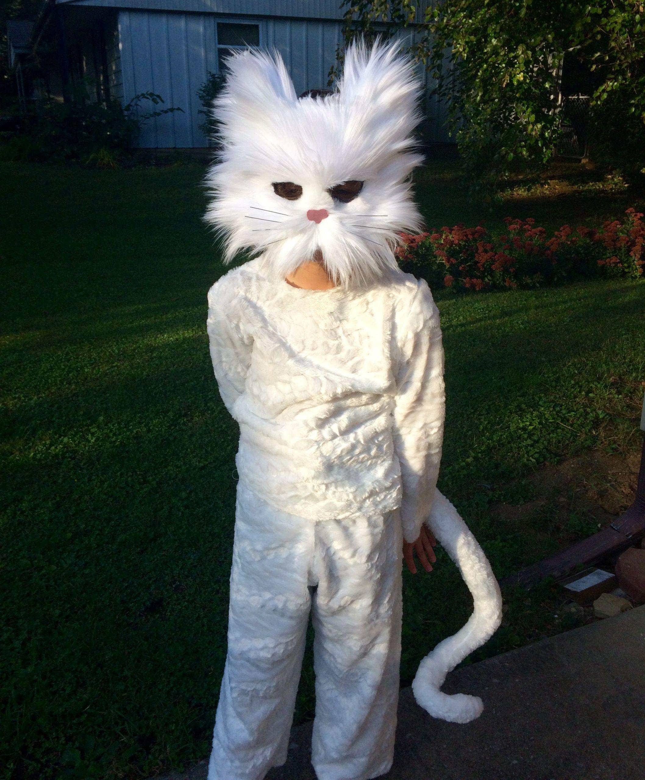 Diy Kids Cat Costume  DIY Warriors cat costume