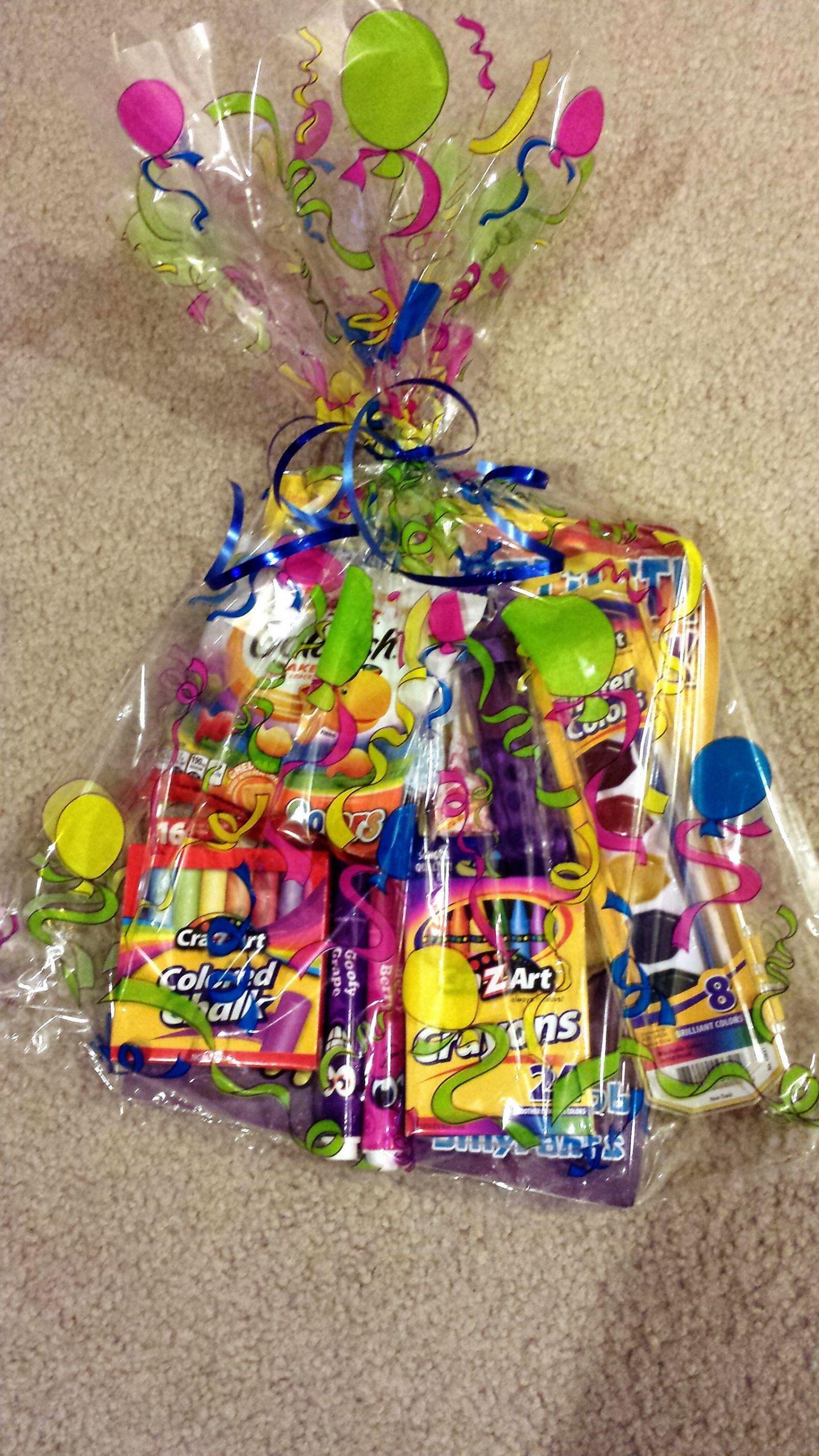 Diy Party Favours For Kids  Kid s Party Favor Bag
