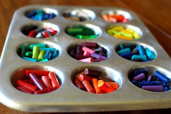 Diy Party Favours For Kids  Melted Crayons Favor DIY Wedding Ideas