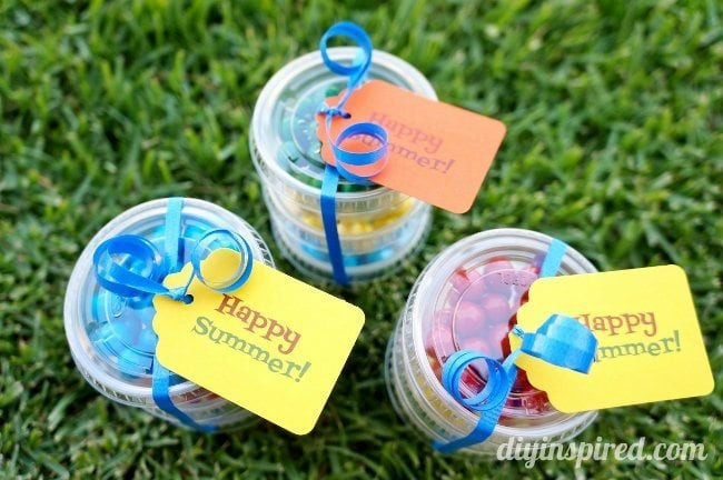 Diy Party Favours For Kids  Summertime or Anytime DIY Party Favors for Kids DIY Inspired
