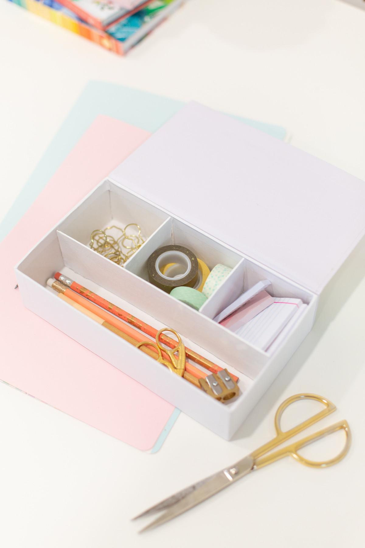 DIY Pencil Box  Upgrade a Simple Pencil Box With This DIY Hack