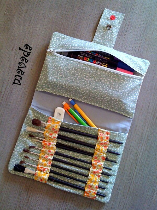 DIY Pencil Box  Cool DIY Pencil Cases for Going Back to School