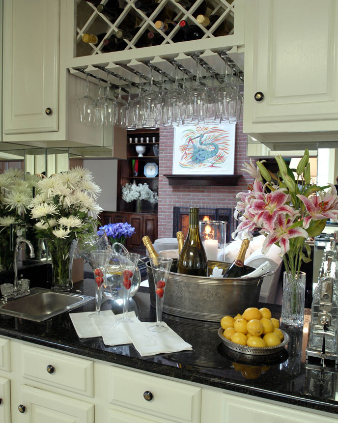 DIY Wine Glass Rack Under Cabinet  Clever Ways Adding Wine Glass Racks To Your Home s Décor