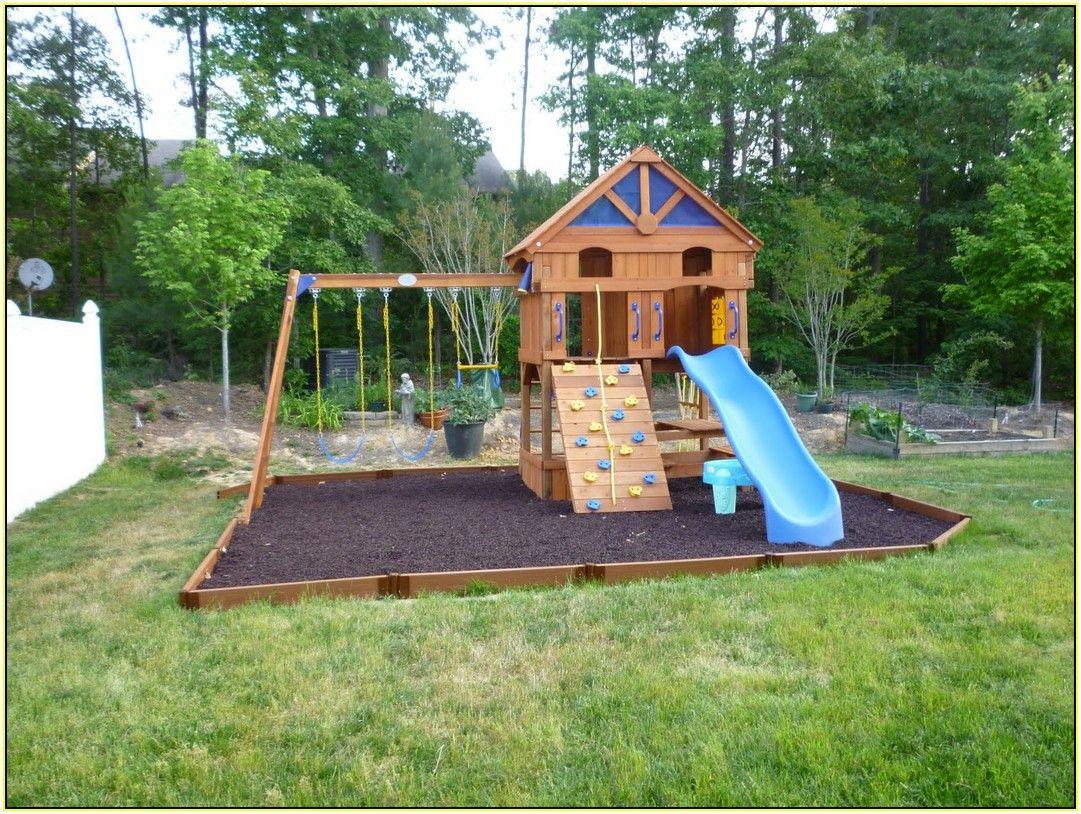Do It Yourself Backyard Playsets  diy backyard playground 1 081×814 pixels