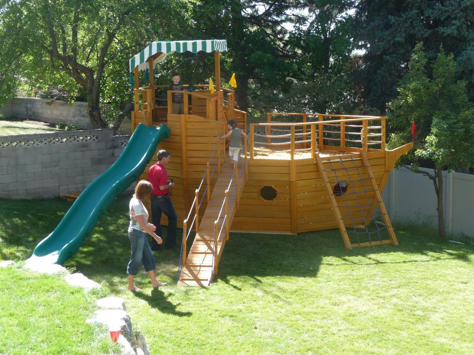 Do It Yourself Backyard Playsets  Do It Yourself Playsets