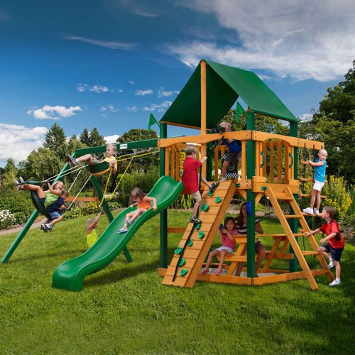 Do It Yourself Backyard Playsets  Pinterest • The world's catalog of ideas