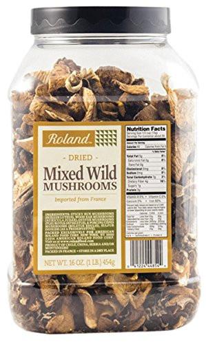Dried Porcini Mushrooms Trader Joe'S  Dried Mixed Mushrooms All Mushroom Info