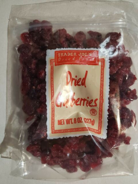 Dried Porcini Mushrooms Trader Joe'S  Trader Joe s Dried Fruit Dried Cranberries 8 oz