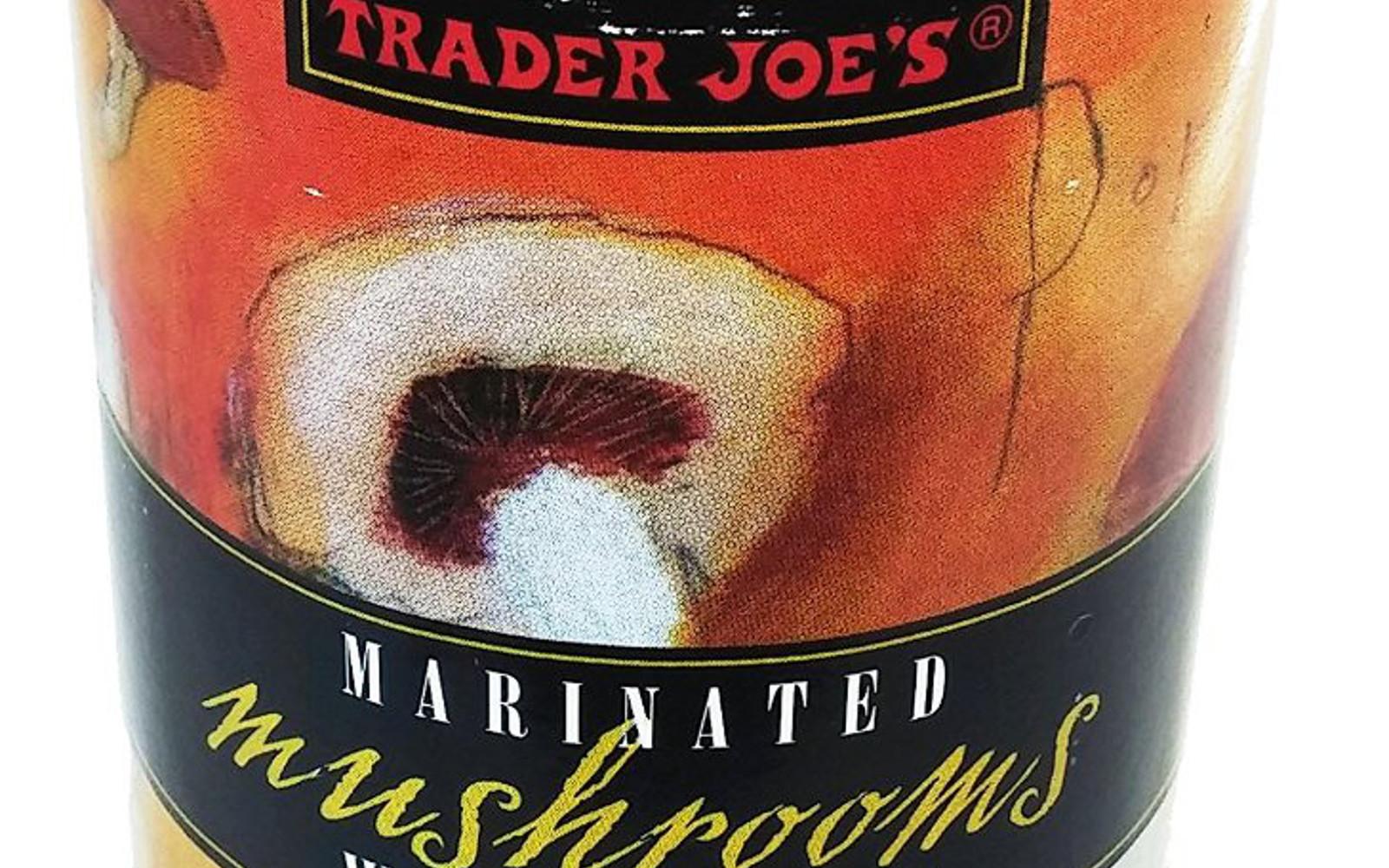 Dried Porcini Mushrooms Trader Joe'S  Slices Powder Pâté and More 15 Mushroom Products