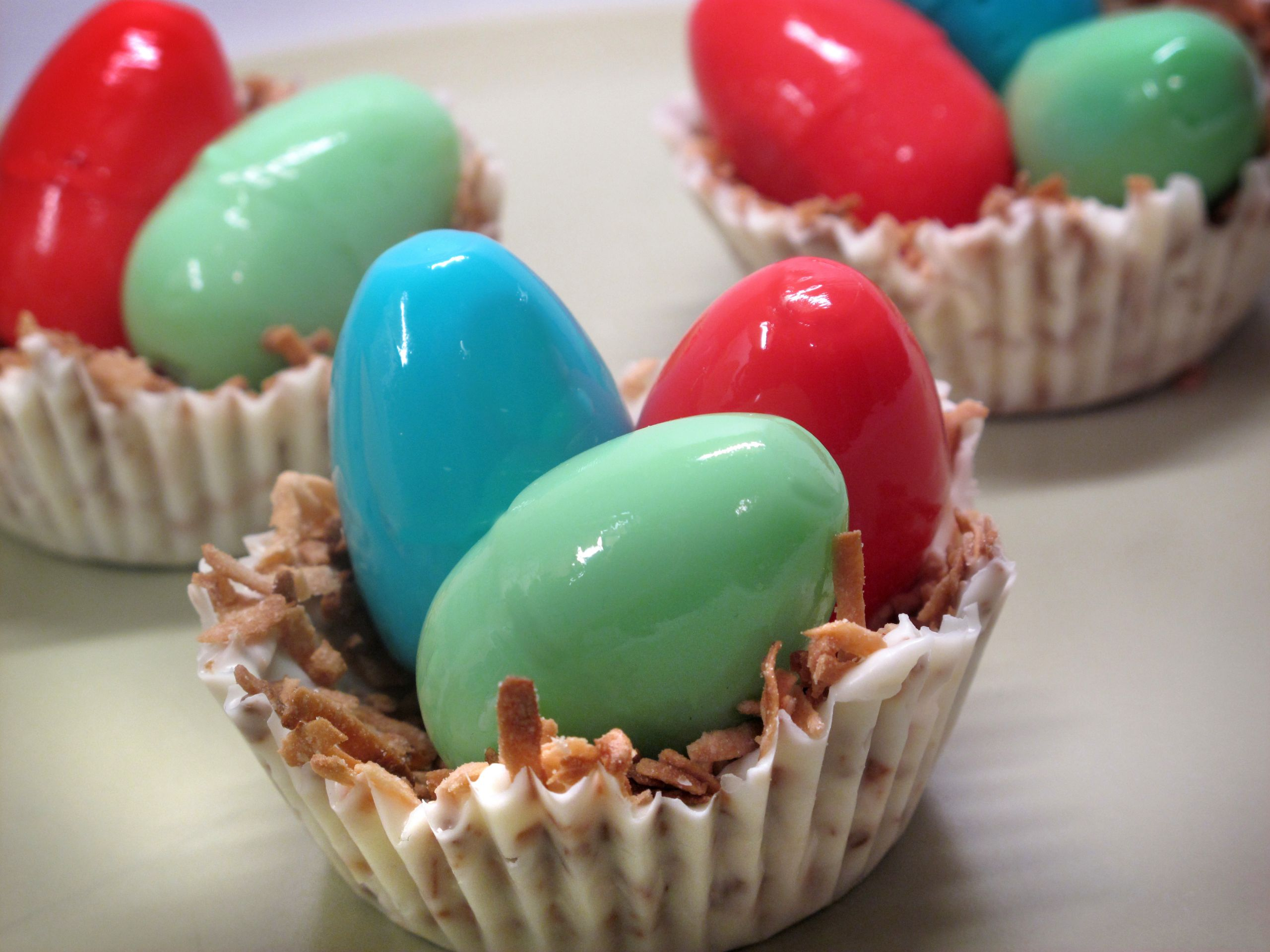Easter Jello Desserts  SweetenedCondensedMilk