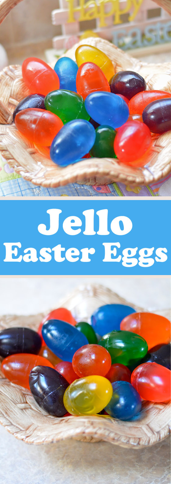 Easter Jello Desserts  Jello Eggs Easy Easter treats for the Whole Family