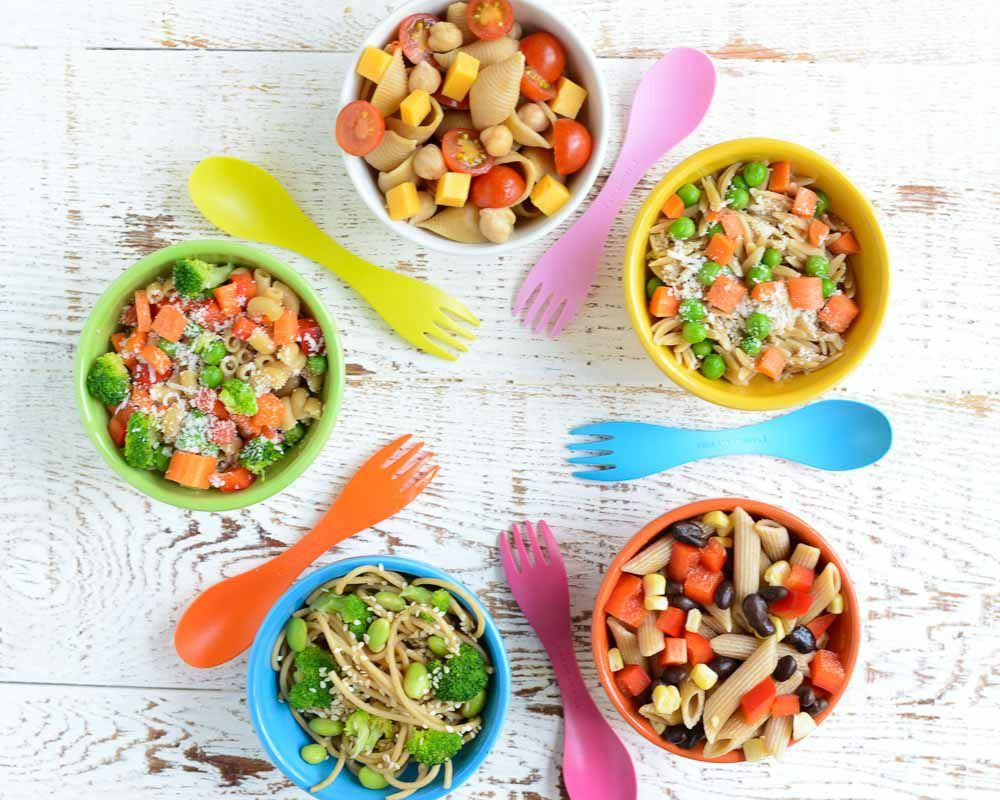 Easy Healthy Dinner Recipes Kid Friendly  Irresistible Kid Friendly Dinner Salads