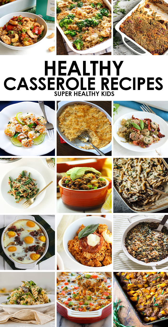 Easy Healthy Dinner Recipes Kid Friendly  15 Kid Friendly Healthy Casserole Recipes