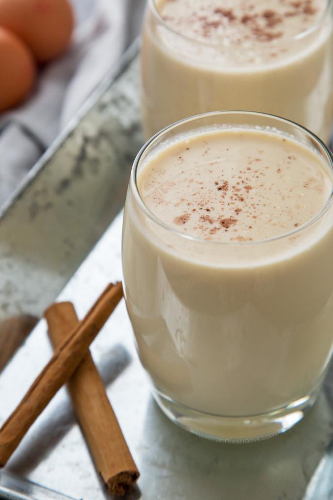 Eggnog Alcoholic Drinks  The Best Eggnog Alcoholic Drinks Best Recipes Ever