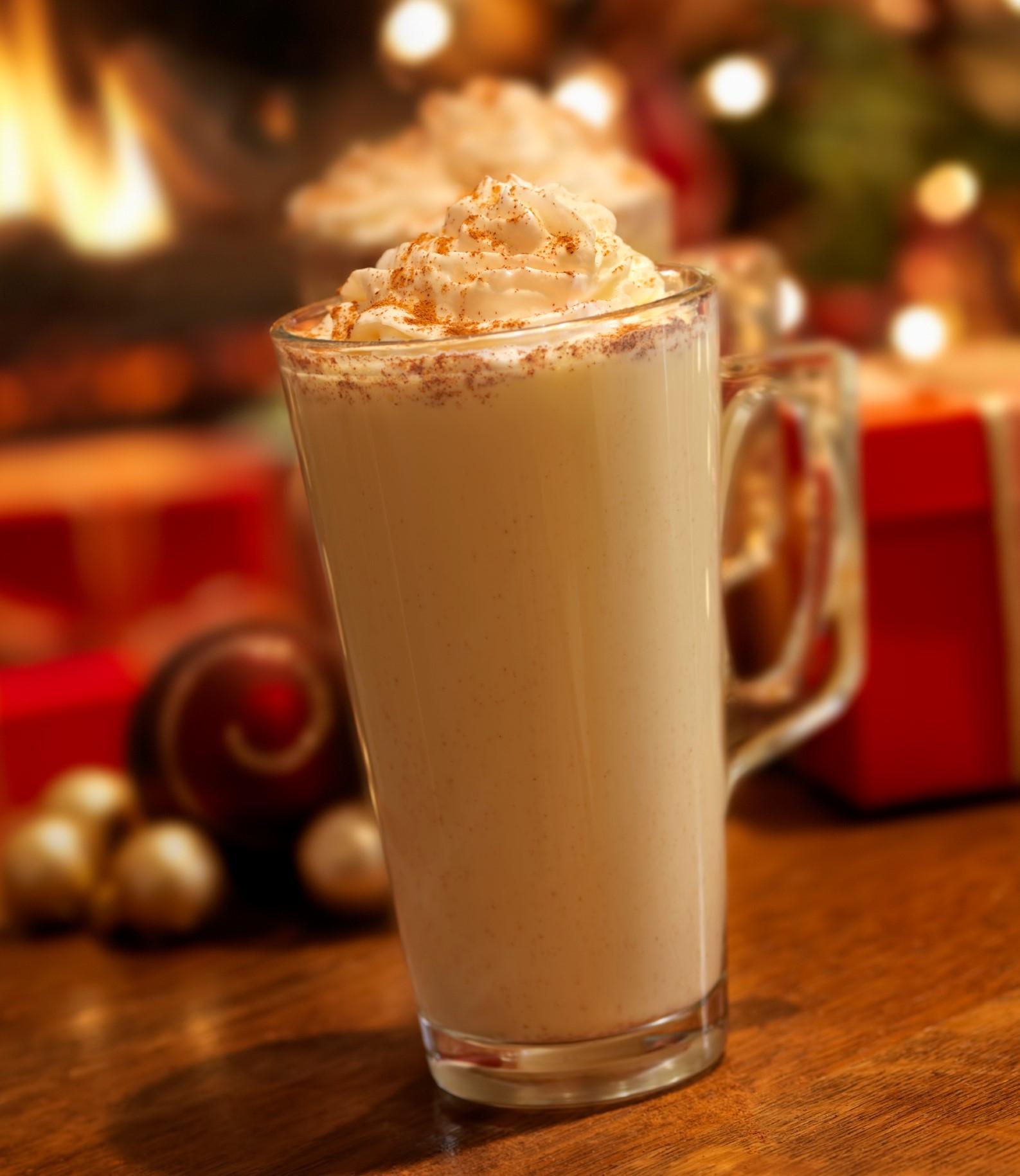 Eggnog Alcoholic Drinks  Drink n' Vape Holiday Pairing Part 2 Mt Baker Vapor