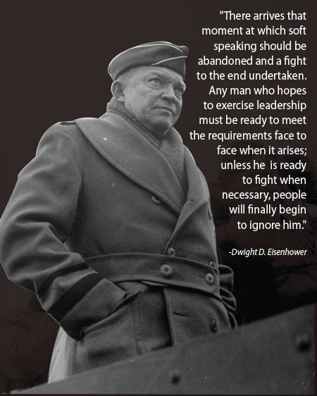 Eisenhower Leadership Quote  Leadership Lessons From Dwight Eisenhower