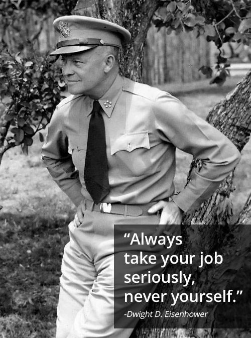 Eisenhower Leadership Quote  Dwight Eisenhower Leadership Quotes QuotesGram
