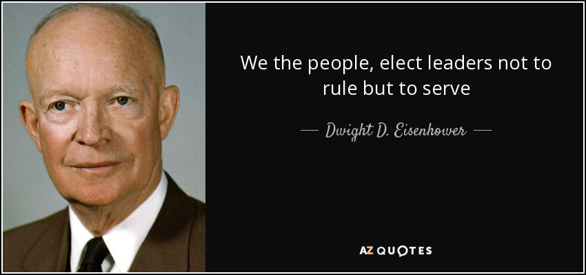 Eisenhower Leadership Quote  TOP 25 QUOTES BY DWIGHT D EISENHOWER of 506