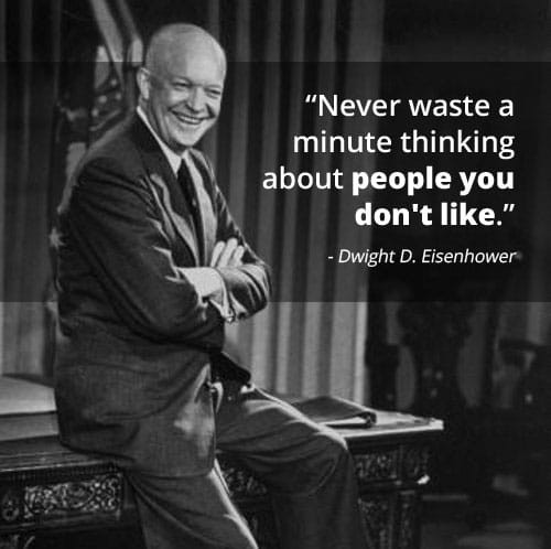 Eisenhower Leadership Quote  Leadership Lessons from Dwight D Eisenhower 2 How to