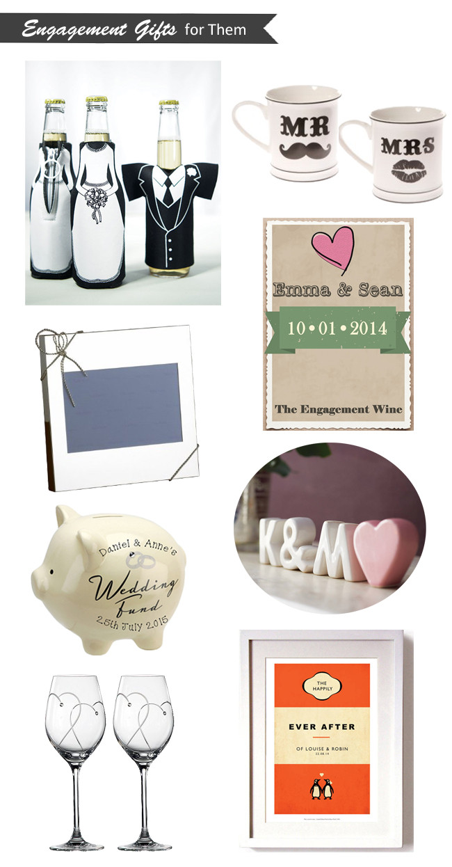 Engagement Gift Ideas For Couple  16 Gorgeous Engagement Gift Ideas