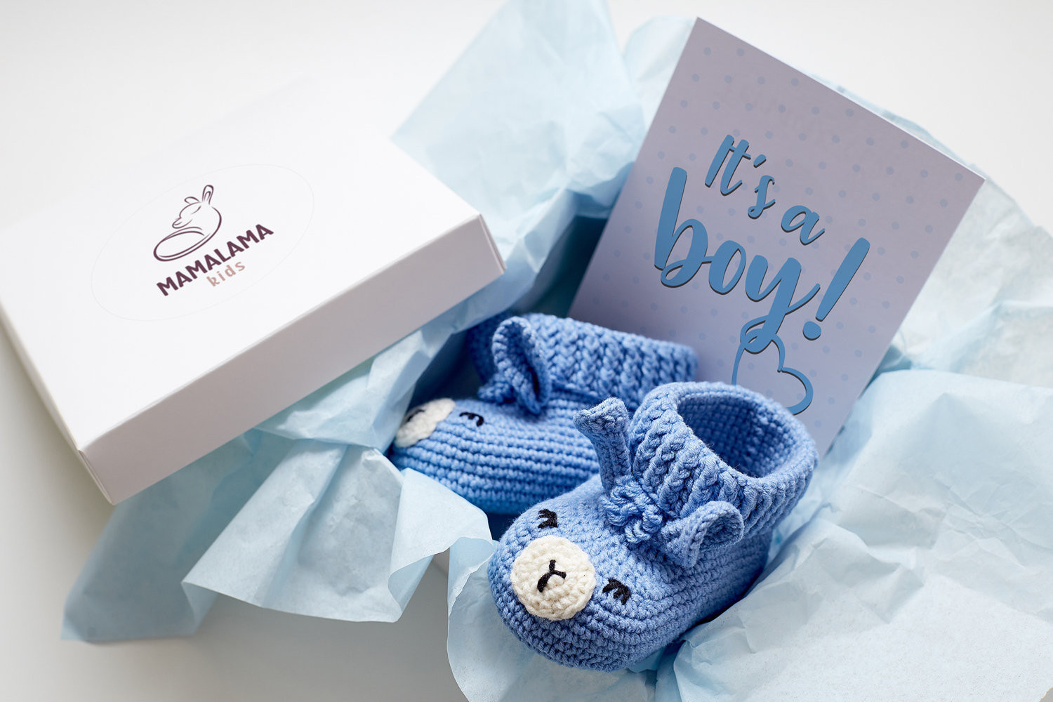 Expecting A Baby Gift  Pregnancy t box Its a boy reveal party baby shower idea