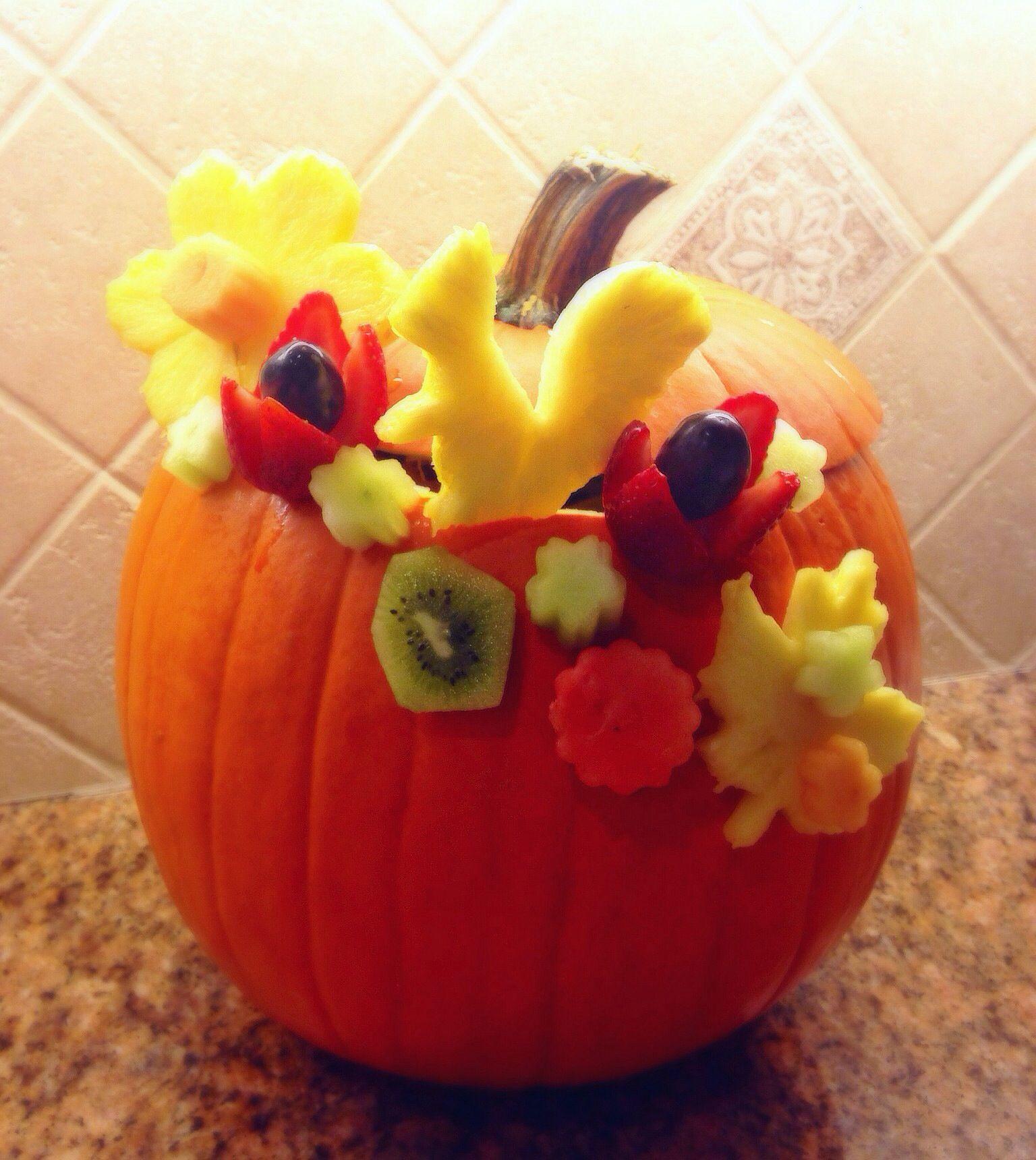 Fall Fruit Desserts  Fall fruit bowl