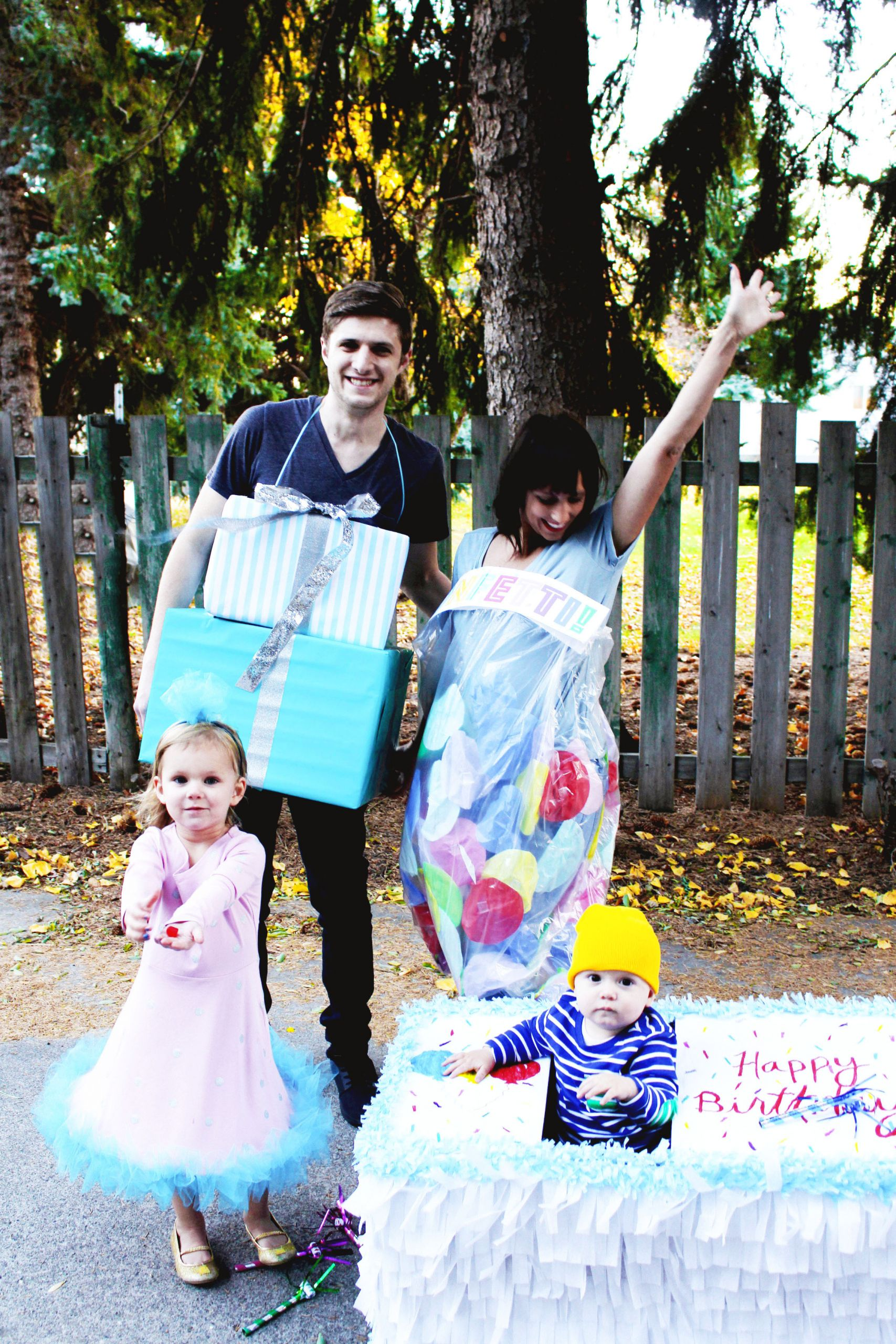 Family Halloween Party Ideas  A Joyful Riot