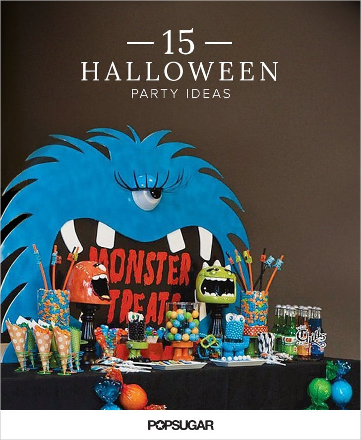 Family Halloween Party Ideas  Kid Friendly Halloween Party Ideas