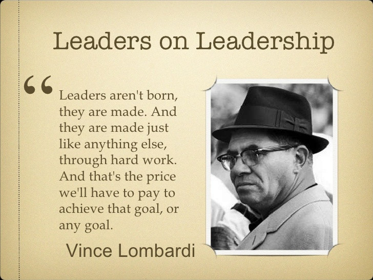 Famous Quotes On Leadership  75 Leadership Quotes Sayings about Leaders