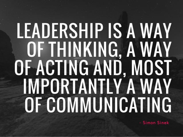 Famous Quotes On Leadership  Leadership – Jace Inspires
