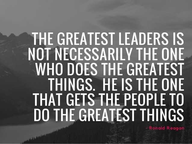 Famous Quotes On Leadership  New Modern HR Philosophy