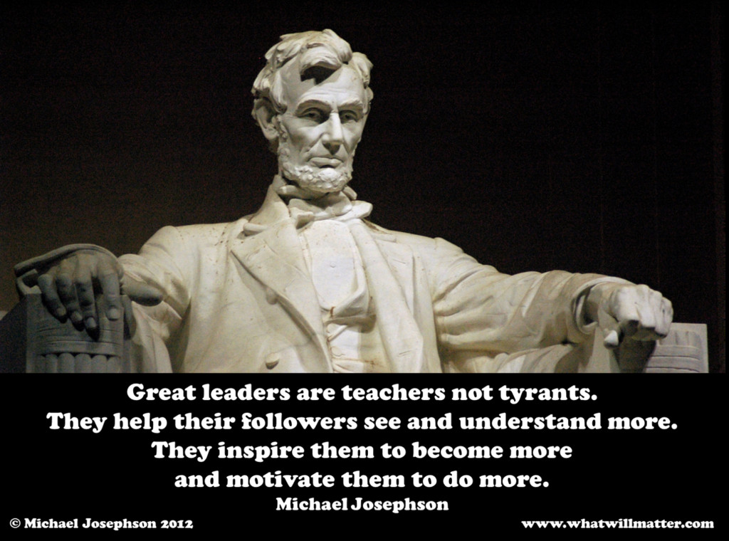 Famous Quotes On Leadership  More Business & Leadership Quotes Plus Our Social Media