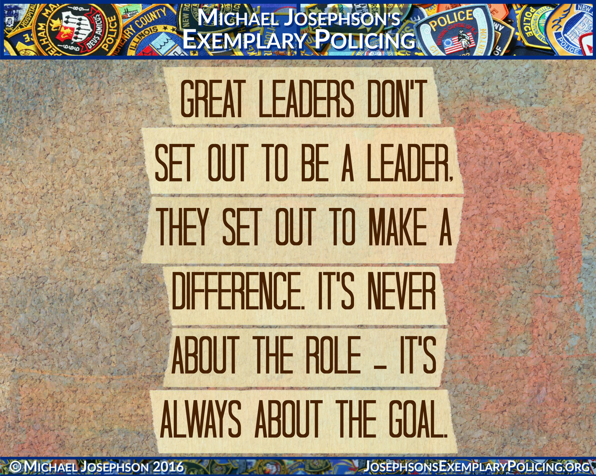Famous Quotes On Leadership  BEST EVER POSTER QUOTES ON LEADERSHIP – What Will Matter