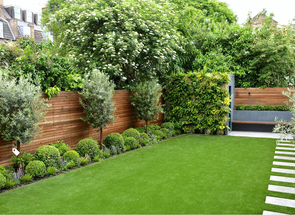 Fence Pictures For Backyard  Beautiful Modern Fence Design Ideas
