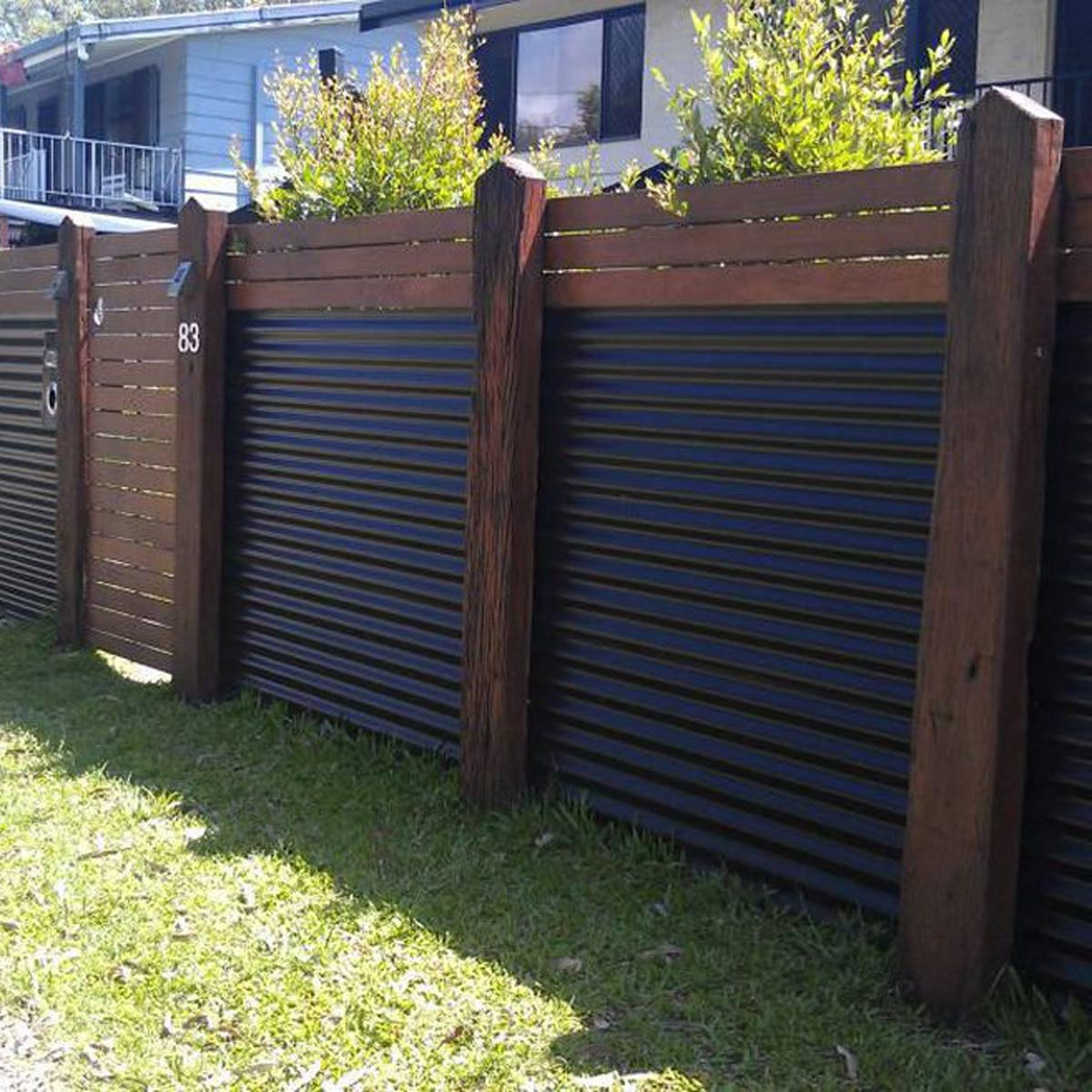 Fence Pictures For Backyard  10 Modern Fence Ideas for Your Backyard — The Family Handyman