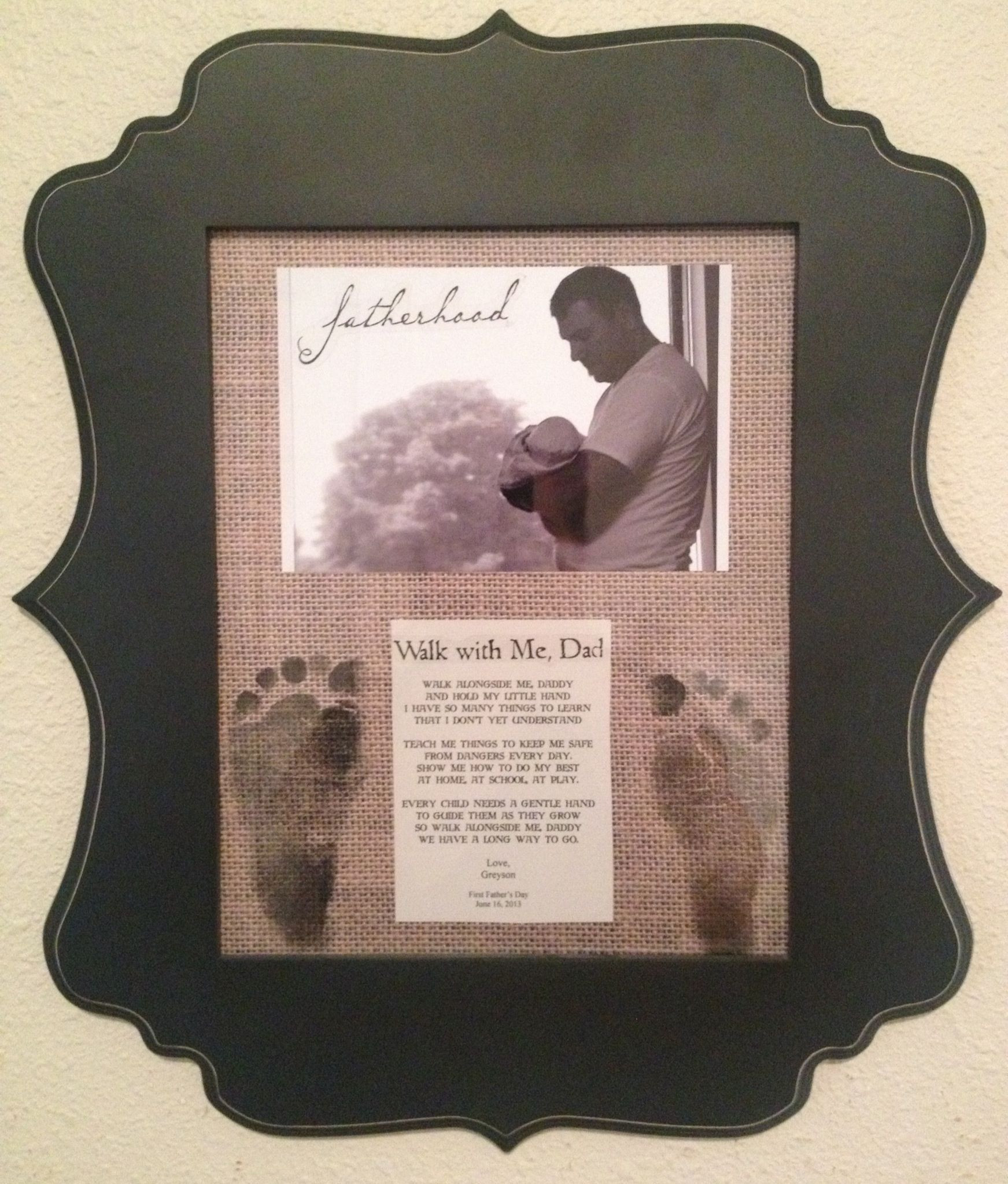 First Father'S Day Gift Ideas From Baby Boy  Best 21 First Father s Day Gifts From Unborn Baby – Home