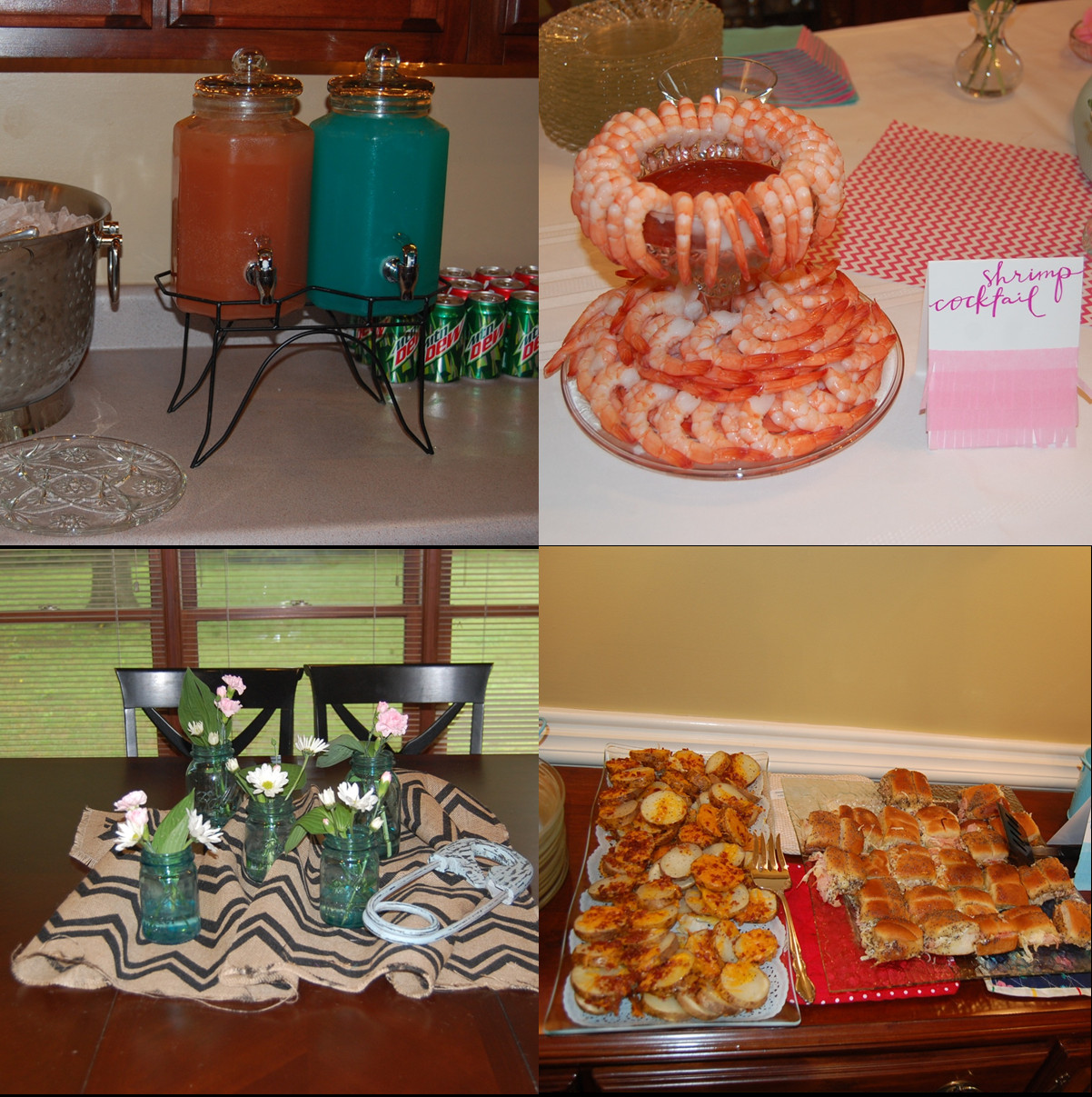 Food Ideas For Baby Gender Reveal Party  exodus31three Gender Reveal Party