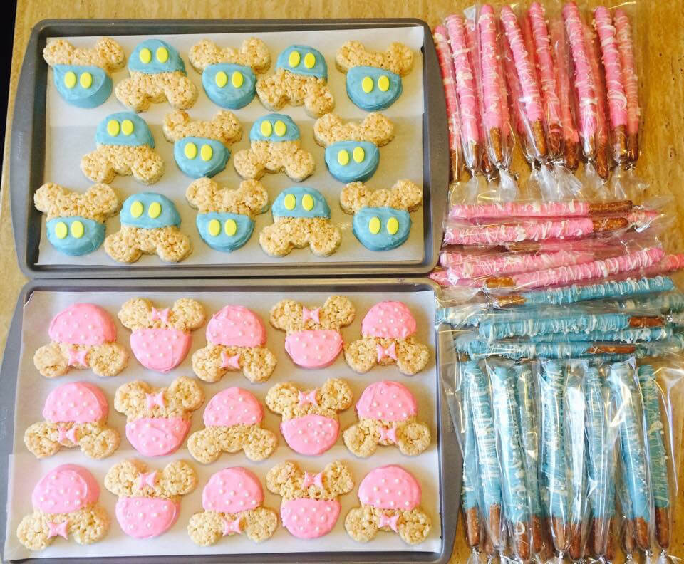 Food Ideas For Baby Gender Reveal Party  15 Gender Reveal Party Food Ideas to Celebrate Your New Baby