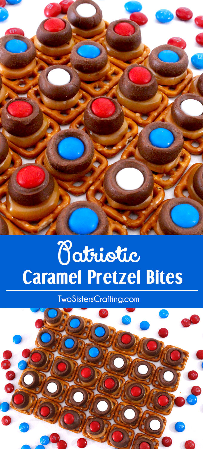 Fourth Of July Pretzels  15 of the Best 4th of July Pretzels 15 of the Best