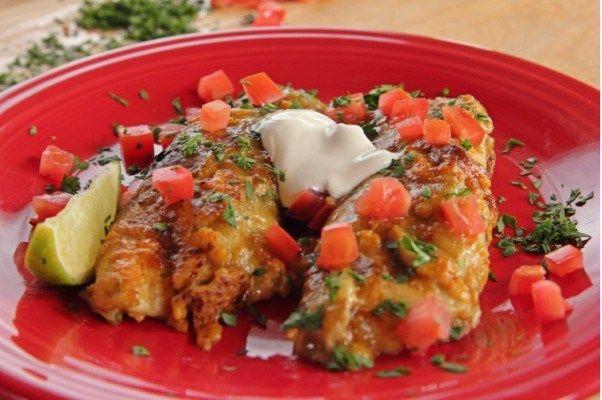 Freezer Enchiladas Pioneer Woman  The Pioneer Woman's 30 Best Tex Mex Recipes in 2020
