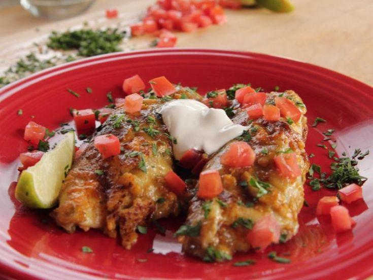 Freezer Enchiladas Pioneer Woman  Chicken Enchiladas Recipe