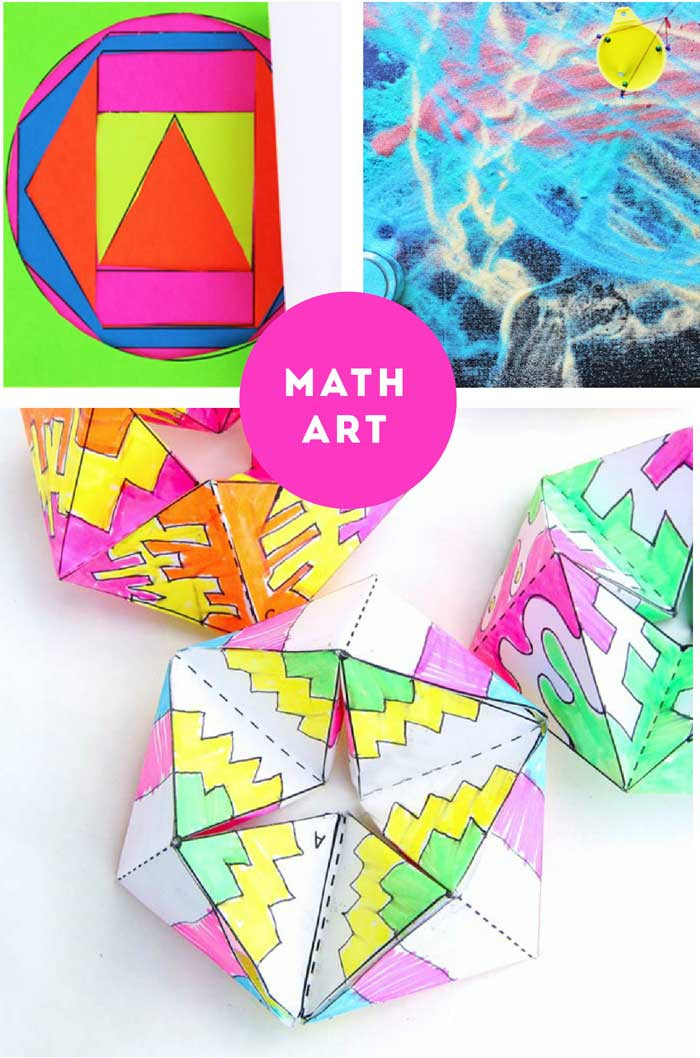 Fun Art Activities For Kids  25 STEAM Projects for Kids Babble Dabble Do