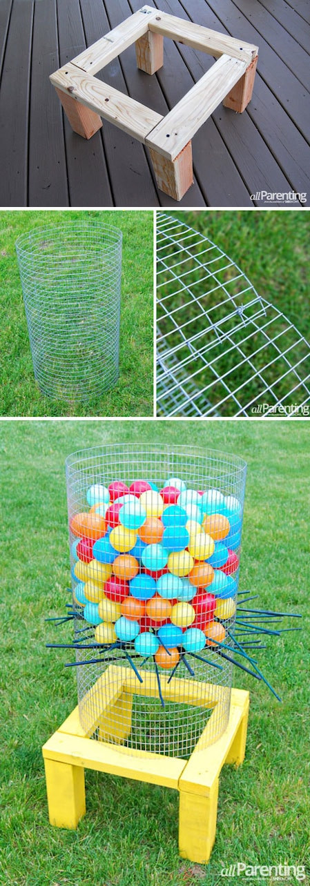 Funny Backyard Games  32 Fun DIY Backyard Games To Play for kids & adults