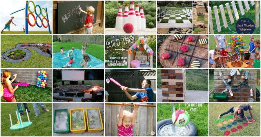 Funny Backyard Games  35 Ridiculously Fun DIY Backyard Games That Are Borderline